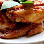 Cánh gà xốt cay Hàn Quốc