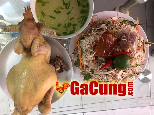 Gà cúng tại Gacung.com
